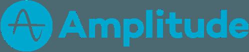 Logo van Amplitude