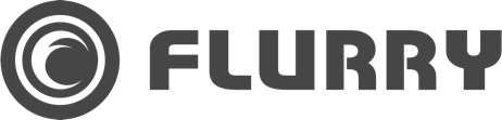 Logo van Flurry