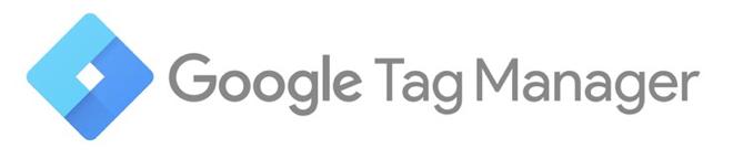 Logo van Google Tag Manager