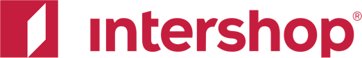 Logo van Intershop