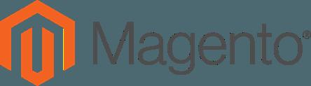 Logo van Magento