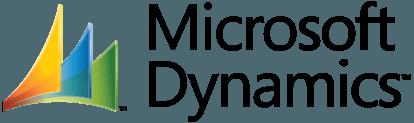 Logo van Microsoft Dynamics
