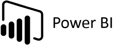Logo van Power BI