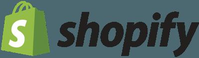 Logo van Shopify
