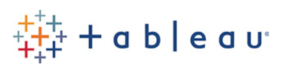 Logo van Tableau