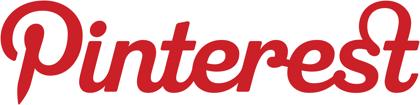 Logo van Pinterest