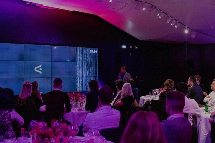 ENGAGE VIP loyalty event at W Hotel Amsterdam hosted by m—wise
