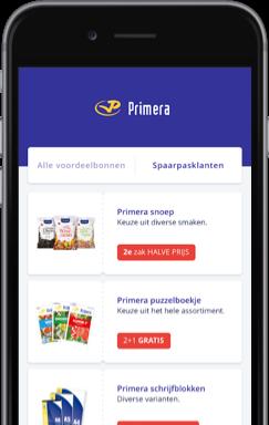 Exklusive Vorteile - Primera-App