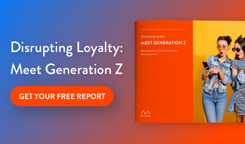 Disrupting loyalty - Meet Generation Z | Get the report