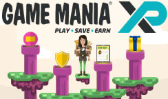 Game Mania XP Loyalty Program
