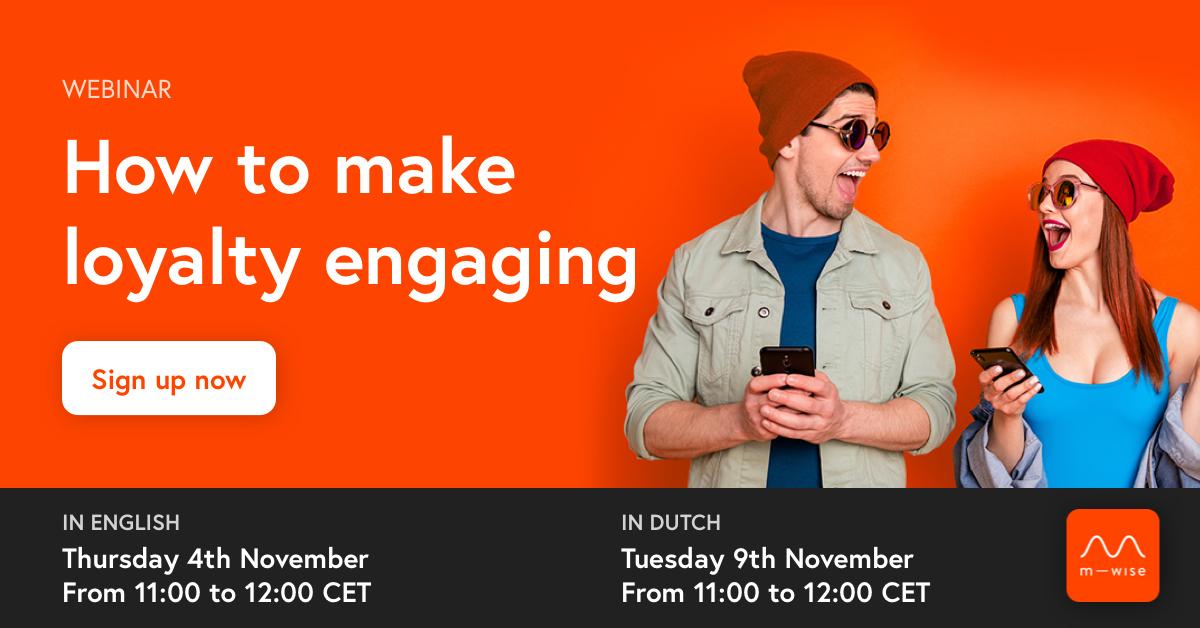 Join the webinar in English or Dutch